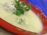 Крем супа от грах с пилешко
