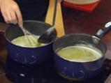 Крем супа от грах с пилешко 4
