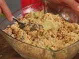 Бульон с галушки от пилешко месо 3