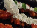 Салата от печени червени домати 4