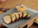 Печено месо със зеленчуков винегрет 6