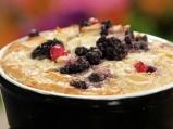 Плодова закуска с овесени трици