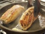 Пилешко с клафути от тиквички 8