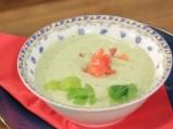 Студена супа от авокадо 6