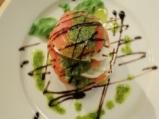 Салата от тиквички и домати с моцарела 6