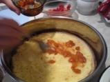 Лека торта с компот 8