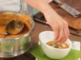 Доматена супа от Тоскана 6