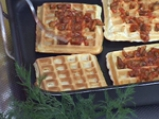 Гофретена пица 4