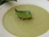 Студена супа с тиквички  6