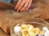 Яйчно суфле с картофи 5