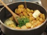 Яйчно суфле с картофи 8