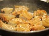 Супа от пъстърва с миди и скариди 5