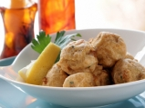 Пикантни картофени кюфтета с джинджифил