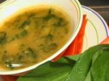 Картофена супа с леворда