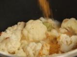 Крем супа от карфиол с къри 3