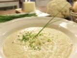 Крем супа от карфиол с къри 6