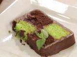 Батенберг кейк с шоколад и мента 12