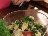Сицилианска салата с карфиол 4