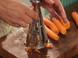 Салата от карфиол и моркови в чаша