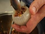 Лучени сарми с телешко месо 7