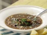 Супа от сушени гъби