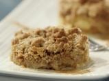 Ябълков десерт с овесени ядки