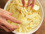 Ябълков десерт с овесени ядки 4