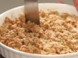 Ябълков десерт с овесени ядки 6