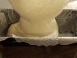 Триъгълни пасти с маслено-какаов крем 2