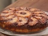 Сладкиш с карамелизиран ананас 6