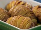 Печени чеснови картофи