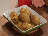 Печени чеснови картофи 3