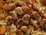 Пиле със зеле и паста 4