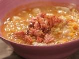 Зелева супа с боб и рагу 6