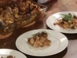Пилешки дробчета с карамелизиран праз лук 6