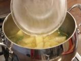 Картофена крем супа с чесън 2
