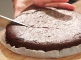 Шоколадов кейк с червено цвекло 8