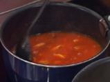 Мидена супа със зрял фасул 3