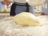 Дърпан сладък хляб с канела 4