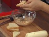 Супа от целина с канапе от пушено сирене 3