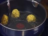 Зеленчукова яхния с топчета от леща 2