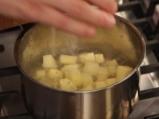 Постни зелеви сарми с картофи 2