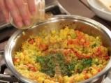 Постни зелеви сарми с картофи 4