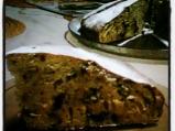Кекс с шоколад, орехи, стафиди и порт...