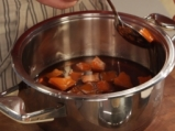 Варена тиква с орехи и карамфил 3