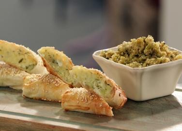 Банички със сирене и картофи