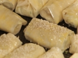 Банички със сирене и картофи 7