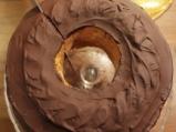 Маков кейк с шоколадова глазура 9