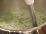 Зимна грахова супа 3
