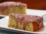 Кейк със зелен чай